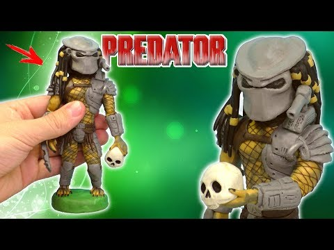 ЛЕПИМ ХИЩНИКА - THE PREDATOR 2018