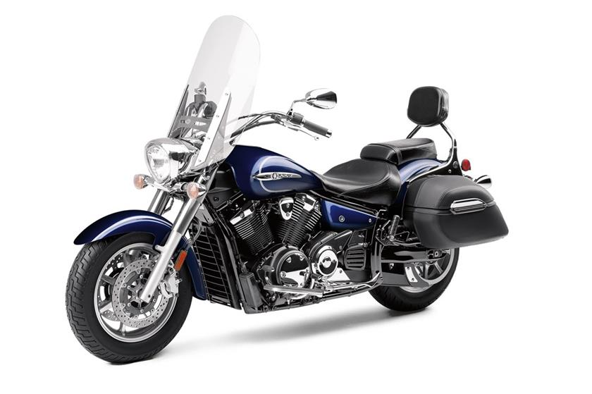 Yamaha Drag Star 400 фото