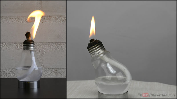 5 Things You Can Make From Light Bulbs